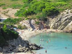 Minorca-Aug 2010_126 (moitaz) Tags: sea holiday spain mare estate blu menorca vacanze spagna minorca baleari moitaz sarenaldencastell