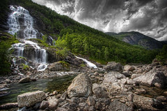 Norway (Mariusz Petelicki) Tags: norway river norge waterfall scandinavia hdr rzeka 3xp wodospad norwegia mariuszpetelicki