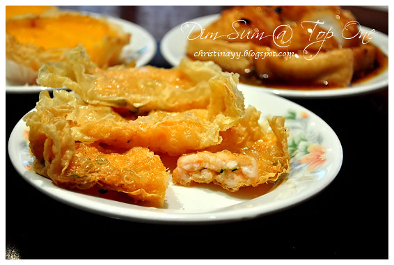 Top One Seafood Restaurant: Fried Prawn