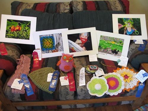 My Fair entries 2010
