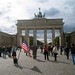 Brandenburg gate (apparently recently claimed by sexy americans)