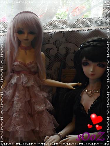 ♪♫ ♪NEW Ellana Pink Tan Cerisedoll - p6 4967969035_566be42205