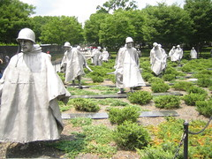 746. Korean War Veterans' Memorial (profmpc) Tags: washingtondc memorial war statues soldiers veterans koreanwar