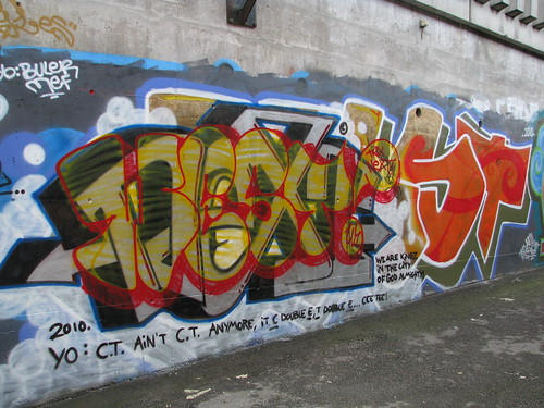 The legal graffiti wall
