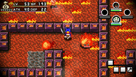 Cladun: This is an RPG for PSP