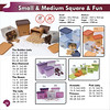 Small & Medium Square & Fun