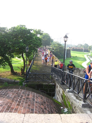 Heritage Long Run: Intramuros Walls