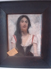 "19th Century Woman, Oil on Canvas • <a style=""font-size:0.8em;"" href=""http://www.flickr.com/photos/51721355@N02/4972000889/"" target=""_blank"">View on Flickr</a>"