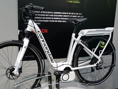 E-Urobike 2010 8 (@WorkCycles) Tags: electric germany motor cannondale bosch 2010 friedrichshafen eurobike ebike pedelec workcycles