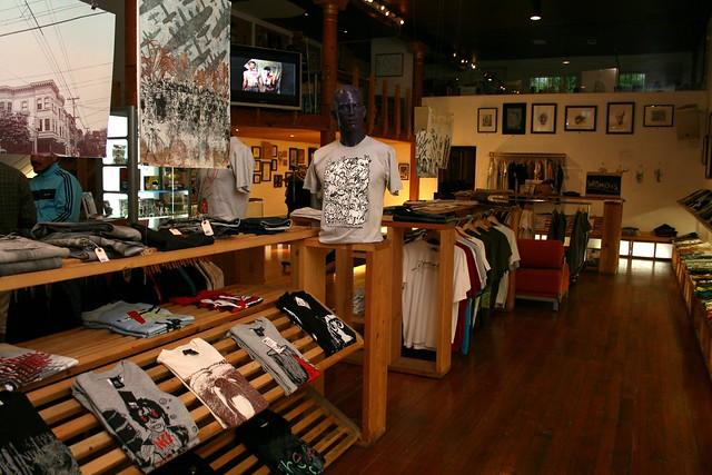 California T-shirt Stores, T-Shirt Shops | T-Shirt Magazine
