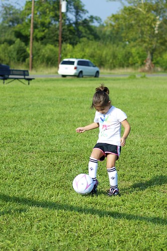 My Little Mia Hamm