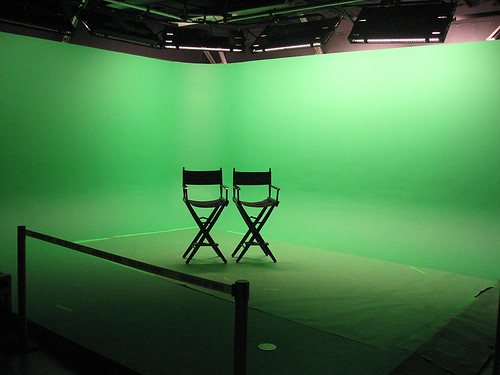 Pro Hd Rentals 21' x 21' Green Screen St by Bob Bekian, on Flickr