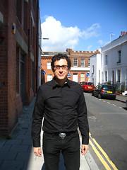 Tantek in Brighton
