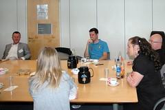 Blog-Leser-Treffen beim Tag der offenen Tür