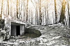 La guarida del lobo (JaldazZ) Tags: bunker navarra alduides urkiaga eugui quintoreal