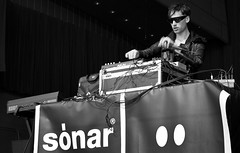 Jimmy Edgar (daveknapik) Tags: music usa chicago illinois events festivals electronicmusic gigs electro techno millenniumpark sonar sónar idm dancemusic jimmyedgar pritzkerpavilion sonarchicago sónarchicago lastfm:event=1581702