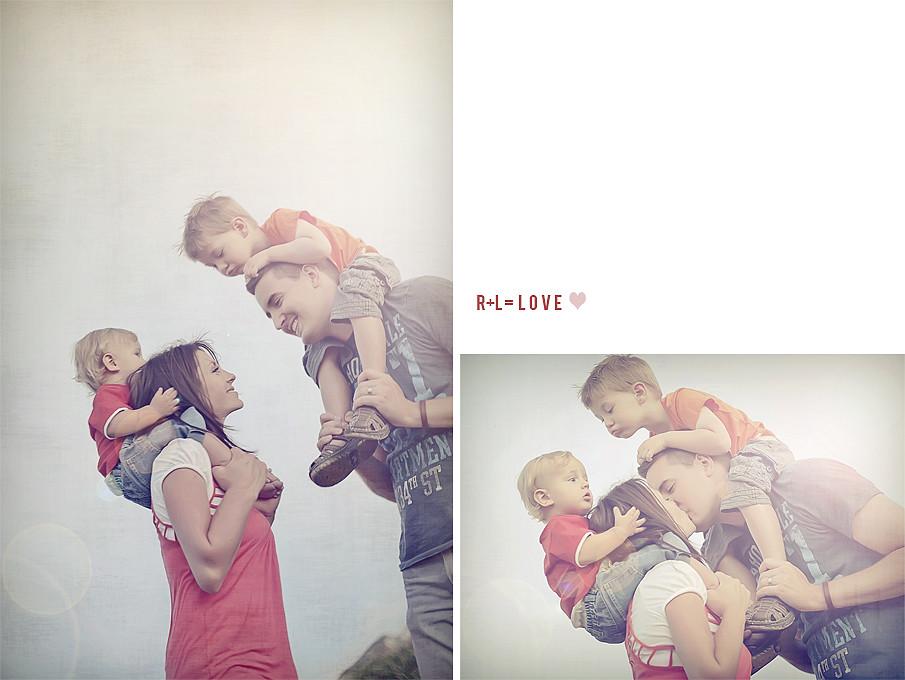 R + L = LOVE