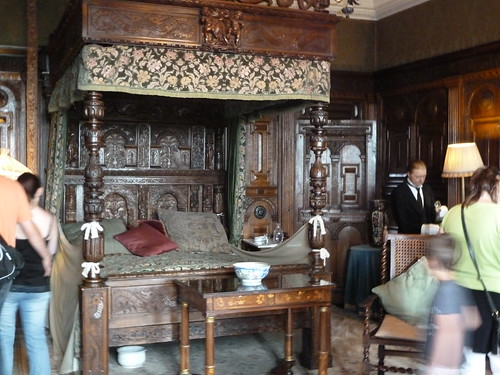 Room in Warwick Castle