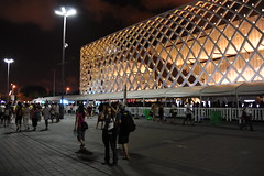 France Pavilion, Shanghai Expo (J Chau) Tags: china road tower river temple louis shanghai expo sweden bank australia an land pavilion jingan pearl oriental fin pudong nanjing hsbc bund jinmao vuitton wfc aia jiang huangpu hankou puxi urbanist