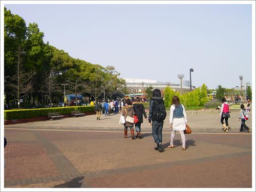 長居公園@セレッソ大阪 VS ガンバ大阪_201003