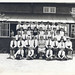 Miss Barr & Class, Orchard Street School, Rainham, 1960s