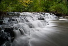 Postcard Falls (Christy Hibsch ( Christy's Creations on Facebook )) Tags: waterfall brighten monroecounty corbettsglen allenscreek postcardfalls