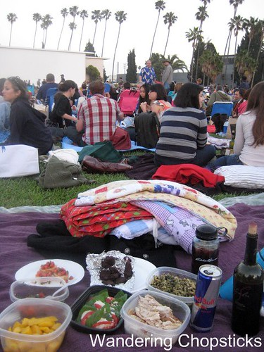 Cinespia Cemetery Screenings (Casablanca) - Hollywood Forever Cemetery - Los Angeles 4
