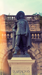 D'artagnan (derkeuk) Tags: city urban 3 france three scenic hero dartagnan toulouse carcassonne musketeers auch