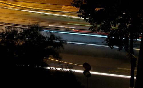 lumini pe strada