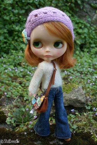 Stella in Patchwork Princess