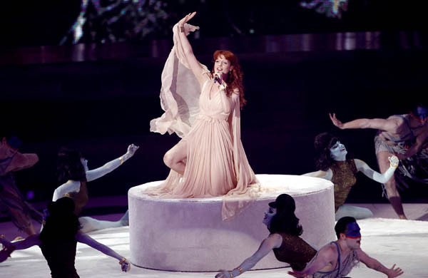 Florence and the Machine MTV VMA 2010 04