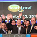 ReachLocal rings the NASDAQ opening bell
