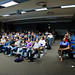 Crowd at Bill Heaton's panel - WordCamp LA