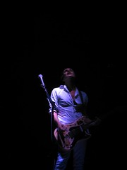 Brian Molko of Placebo, Villa Manin 2010 (D-art ) Tags: rock dark concert guitar stage brian band feeling placebo molko