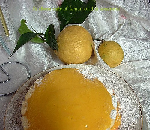 lemon curd simonetta