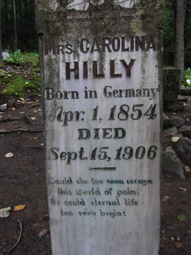 Mrs Carolina Hilly