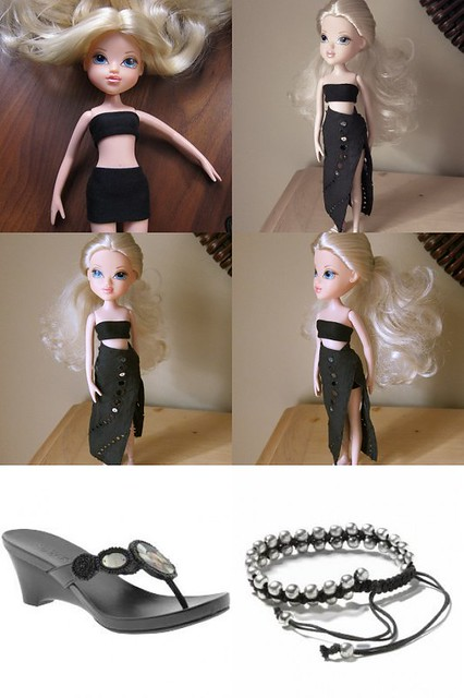 Project Project Runway - Challenge 7