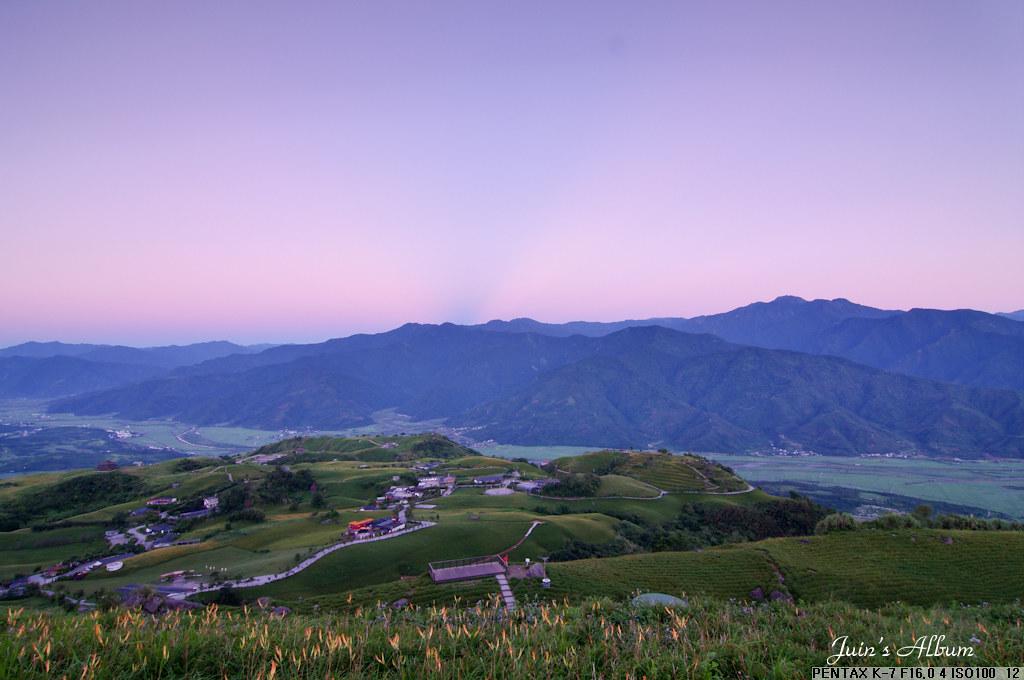 24H 熱血花蓮六十石山