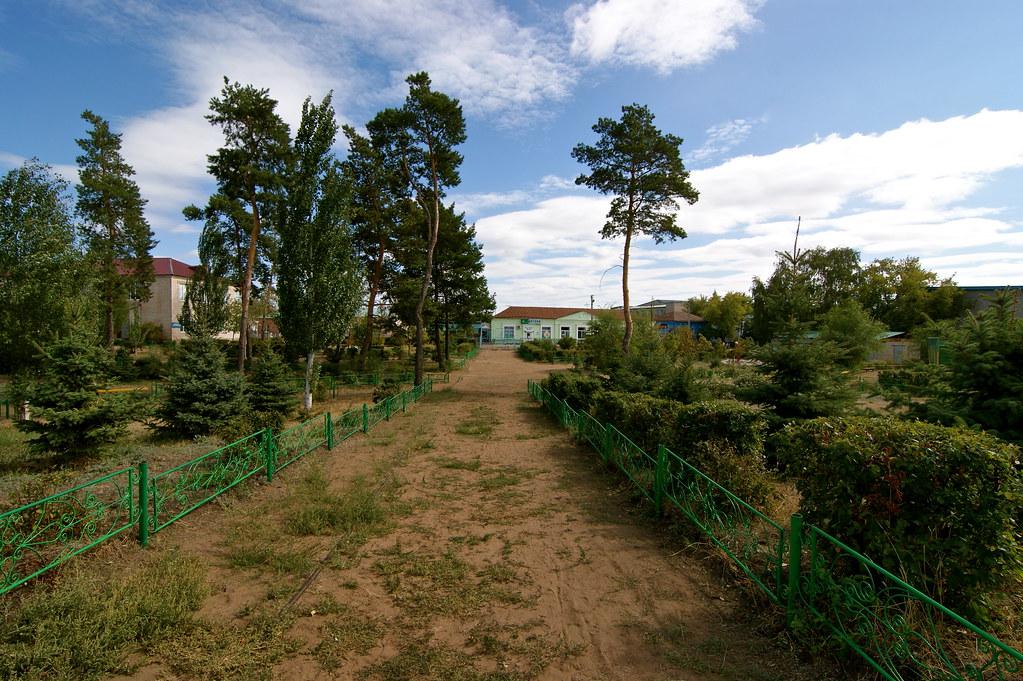 Село Борское