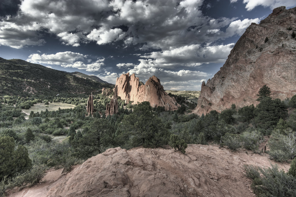 Central Garden of the Gods