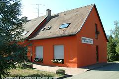 Centre administratif de la Communauté de Communes du Canton de Villé