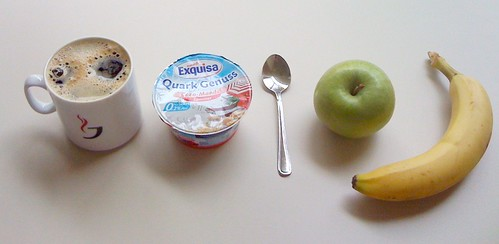 Quark Genuss, Granny Smith & Banane