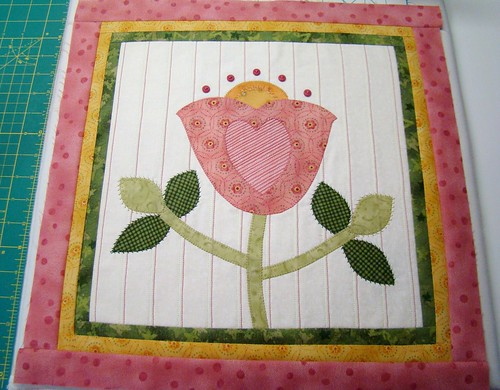 Stitchers Garden Block