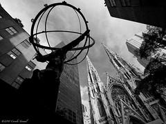 A World Religion (CVerwaal) Tags: world nyc newyorkcity newyork pen religion stpatrickscathedral olympus atlas stpatricks olympusep2 mzuiko918mm