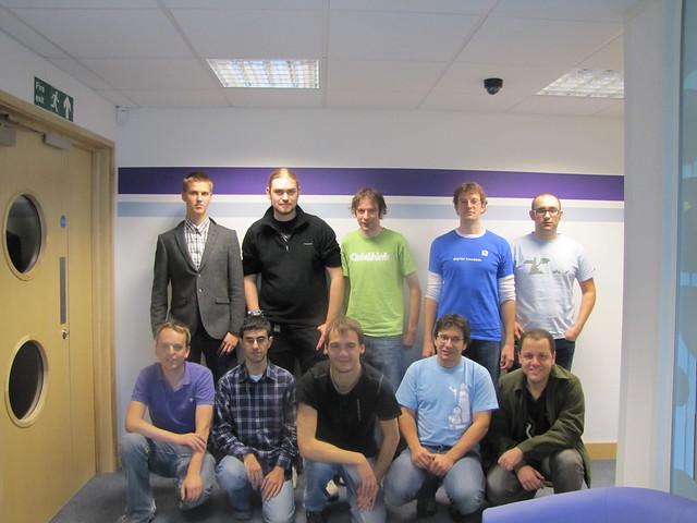 KDE Telapathy Coding Sprint