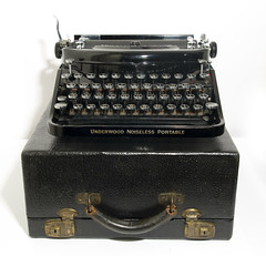 Underwood Noiseless Portable