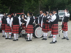 Colum Cille Pipe Band
