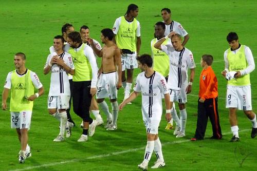 Vitória 1-0 Leiria