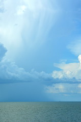 Storm Clouds Gathering (kman5847) Tags: ocean water thunderstorm stormclouds cloudscapes flordia tierraverde