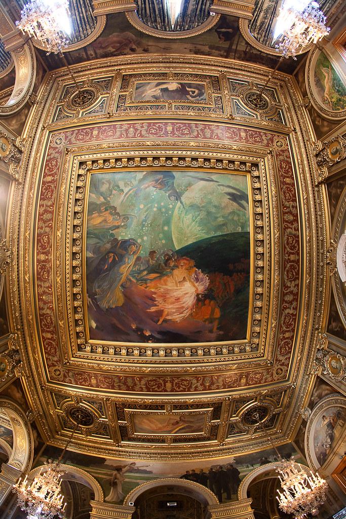 Hôtel de Ville de Paris - Salon des Sciences